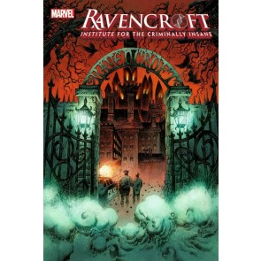 Ravencroft (2020) #1 of 5 VF/NM