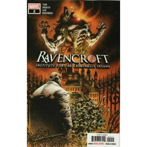 Ravencroft (2020) #2 of 5 VF/NM
