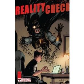 REALITY CHECK (2013) #4 VF/NM IMAGE COMICS