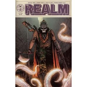 Realm (2017) #3 VF/NM Jeremy Haun Cover Image Comics
