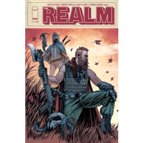 Realm (2017) #6 VF/NM Jeremy Haun Cover Image Comics