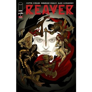 Reaver (2019) #1 VF/NM Second Printing Variant Cover Image Comics