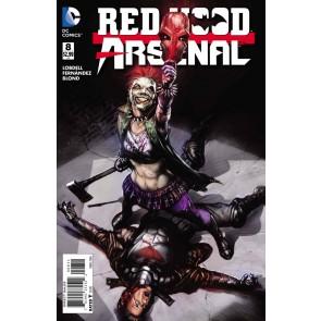 RED HOOD ARSENAL (2015) #8 VF (8.0) vs Joker's Daughter