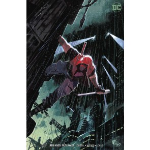 Red Hood: Outlaw (2018) #31 VF/NM Matteo Scalera Variant Cover