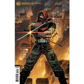 Red Hood: Outlaw (2018) #42 VF/NM Philip Tan Variant Cover