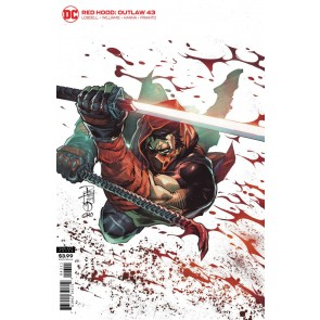 Red Hood: Outlaw (2018) #43 VF/NM Philip Tan Variant Cover