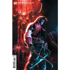 Red Hood: Outlaw (2018) #49 VF/NM Philip Tan Variant Cover