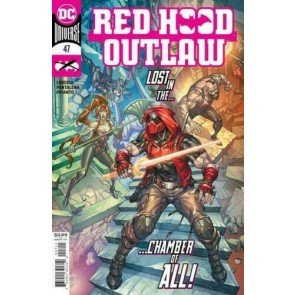 Red Hood: Outlaw (2018) #47 VF/NM