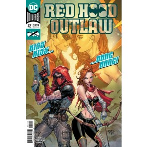 Red Hood: Outlaw (2018) #42 VF/NM Paolo Pantalena Cover