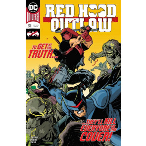 Red Hood Outlaw (2018) #31 VF/NM Cully Hamner Cover DC Universe