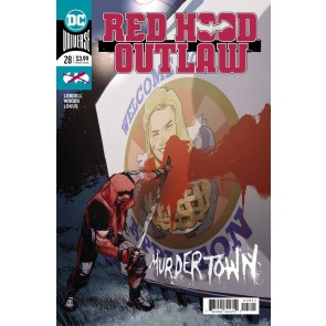 Red Hood Outlaw (2018) #28 VF/NM (9.0) Pete Woods Regular Cover DC Universe