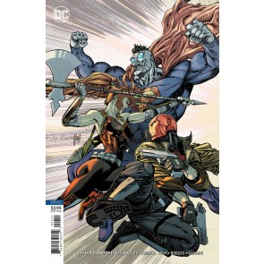 Red Hood & the Outlaws (2016) #22 VF/NM Guillem March Variant Cover