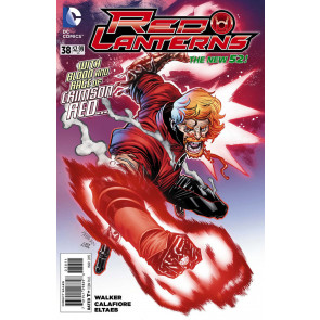 Red Lanterns (2011) #38 VF/NM