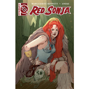 Red Sonja (2016) #4 VF/NM Dynamite