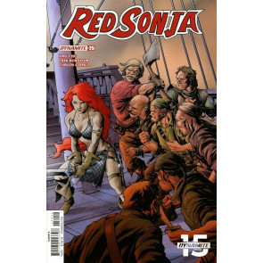 Red Sonja (2016) #25 VF/NM Mike McKone Cover Dynamite