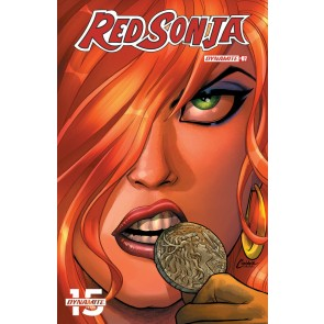 Red Sonja (2019) #7 VF/NM Amanda Conner Cover Dynamite
