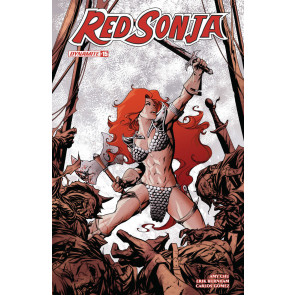 Red Sonja (2016) #16 VF/NM Mike McKone Cover Dynamite