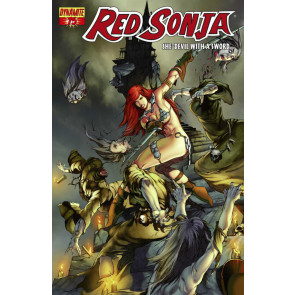 RED SONJA #75 VF/NM COVER A DYNAMITE