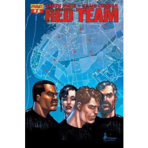 RED TEAM #2 VF/NM GARTH ENNIS DYNAMITE ENTERTAINMENT