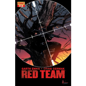 RED TEAM #6 VF/NM GARTH ENNIS DYNAMITE ENTERTAINMENT