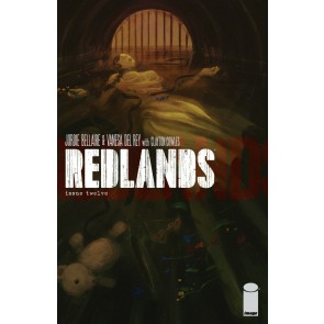 Redlands (2017) #12 VF/NM Image Comics