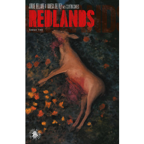 Redlands (2017) #2 VF/NM Image Comics