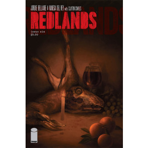 Redlands (2017) #6 VF/NM Image Comics