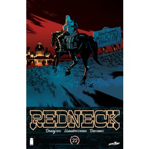 Redneck (2017) #22 VF/NM Image Comics