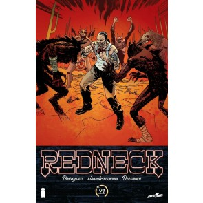Redneck (2017) #21 VF/NM Image Comics