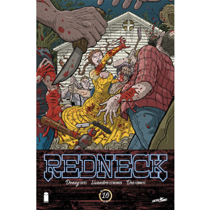 Redneck (2017) #10 VF/NM Image Comics