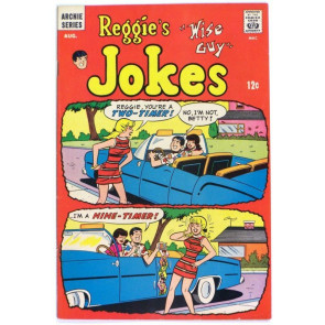 REGGIES JOKES #1 FN/VF ARCHIE