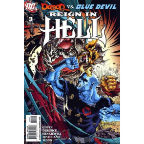 REIGN IN HELL #3 VF/NM