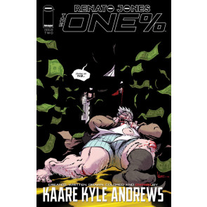 Renato Jones The One% (2016) #2 VF/NM Kaare Kyle Andrews Image Comics