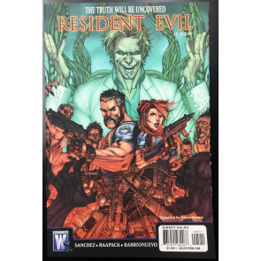 Resident Evil (2010) #5 VF/NM (9.0) volume 2