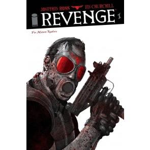 REVENGE (2014) #1 VF/NM IAN CHURCHILL IMAGE COMICS