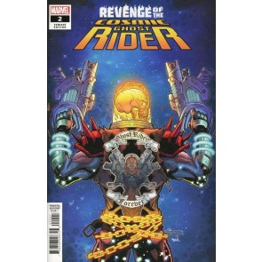 Revenge of the Cosmic Ghost Rider (2019) #2 of 5 VF/NM Logan Lubera Variant