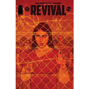 REVIVAL #30 VF/NM IMAGE COMICS TIM SEELEY