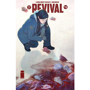REVIVAL #8 NM IMAGE COMICS TIM SEELEY