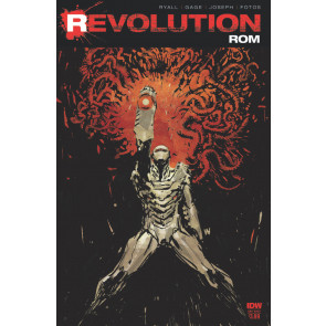 Revolution Rom (2016) #1 VF- Ashley Wood Cover IDW