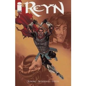 REYN (2015) #1 VF/NM IMAGE COMICS