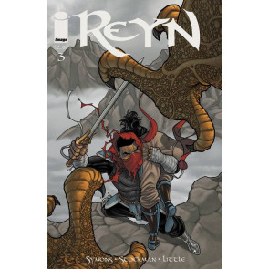 REYN (2015) #3 VF/NM IMAGE COMICS