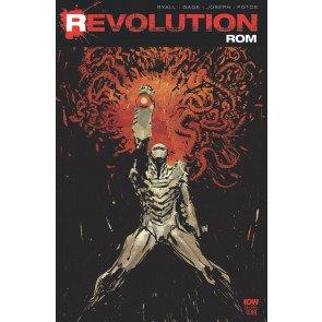 Revolution Rom (2016) #1 VF- Ashley Wood Cover IDW