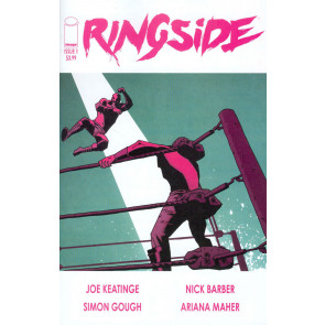 RINGSIDE (2015) #1 VF/NM IMAGE COMICS