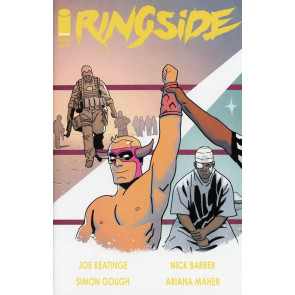 RINGSIDE (2015) #3 VF/NM IMAGE COMICS