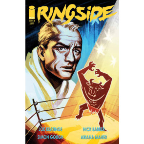 Ringside (2015) #6 VF/NM Image Comics