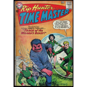 Rip Hunter Time Master (1961) #17 VG/FN (5.0)