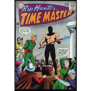 Rip Hunter Time Master (1961) #26 VF (8.0)