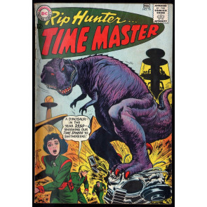 Rip Hunter Time Master (1961) #18 VG/FN (5.0)