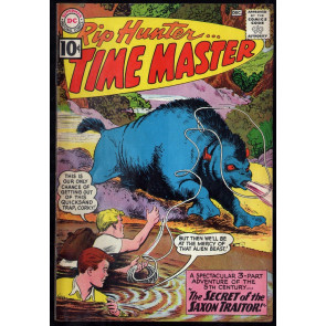 Rip Hunter Time Master (1961) #5 FN (6.0)