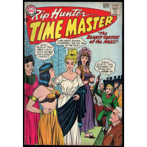 Rip Hunter Time Master (1961) #21 FN/VF (7.0)